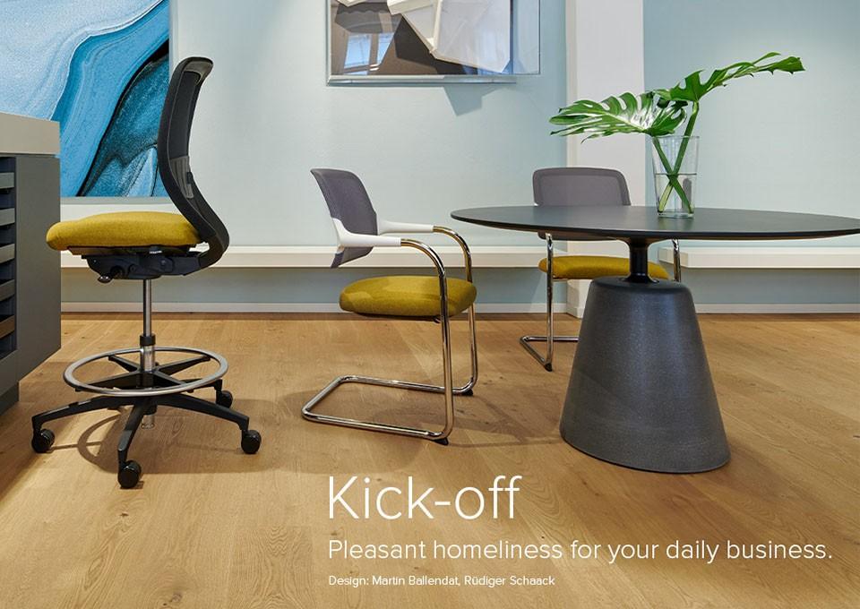 LINE ügyfélváró szék Office Plaza Webáruház